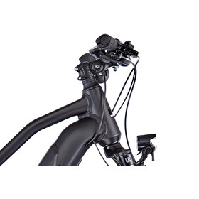 Ortler Bozen Performance Powertube Trapeze black matt